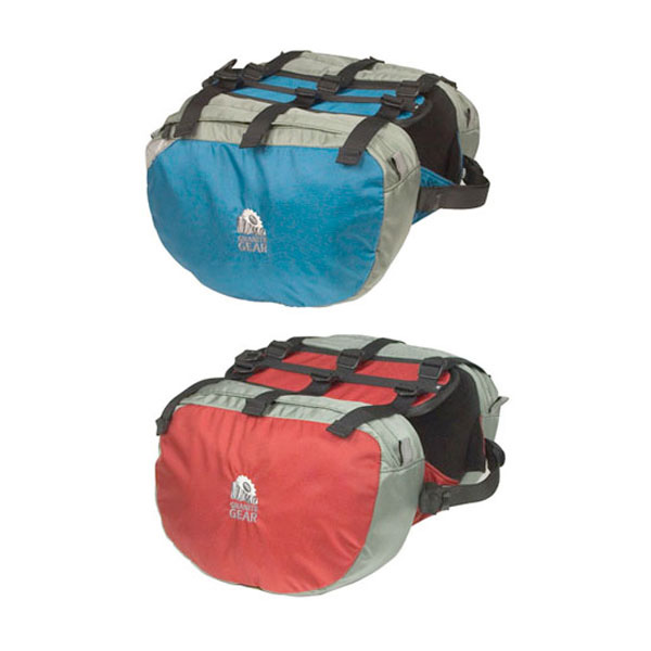 photo: Granite Gear Ruff Rider dog pack