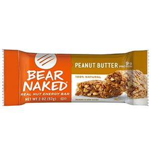 photo:   Bear Naked Peanut Butter Energy Bar nutrition bar