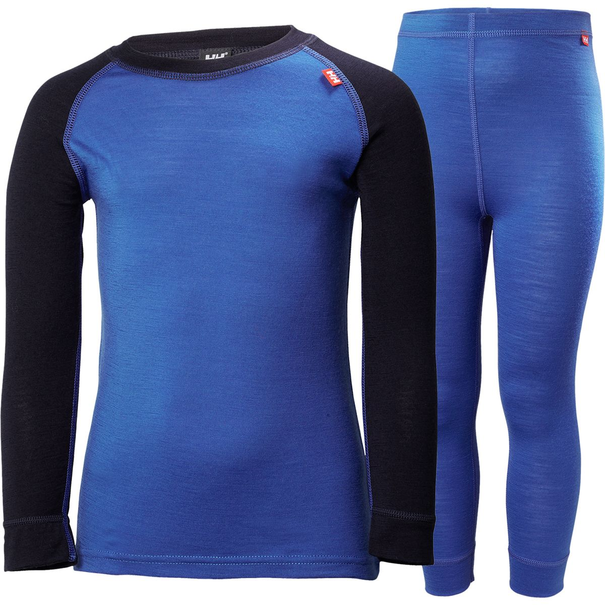 Helly Hansen Jr HH Merino Mid Set