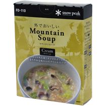 Snow Peak Mushroom Cream