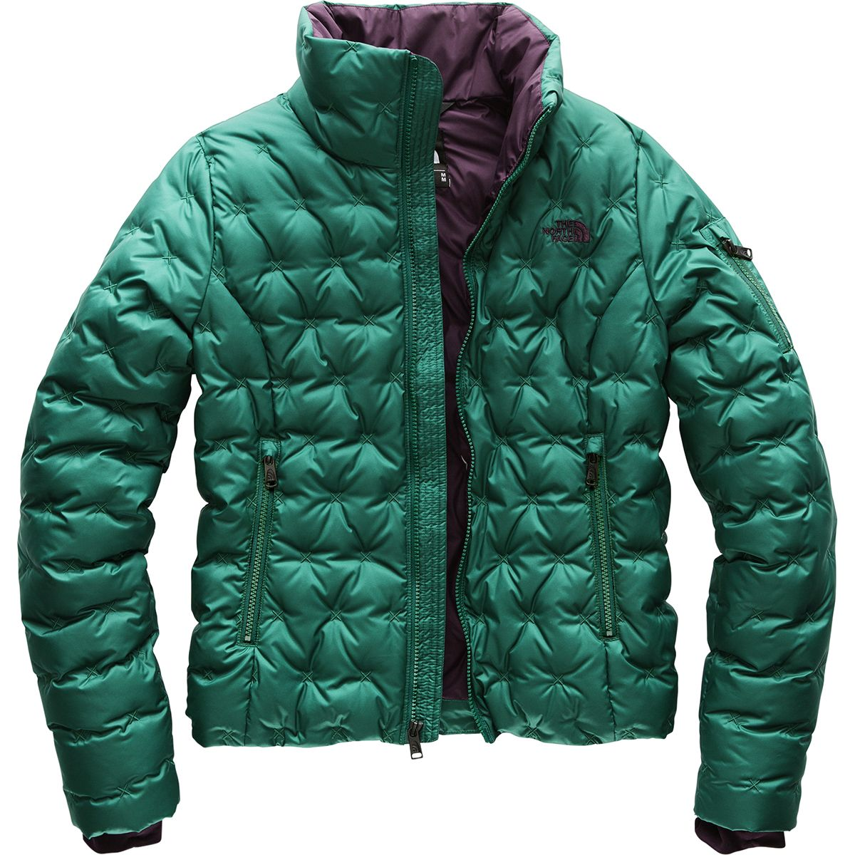 The North Face Holladown Crop Jacket