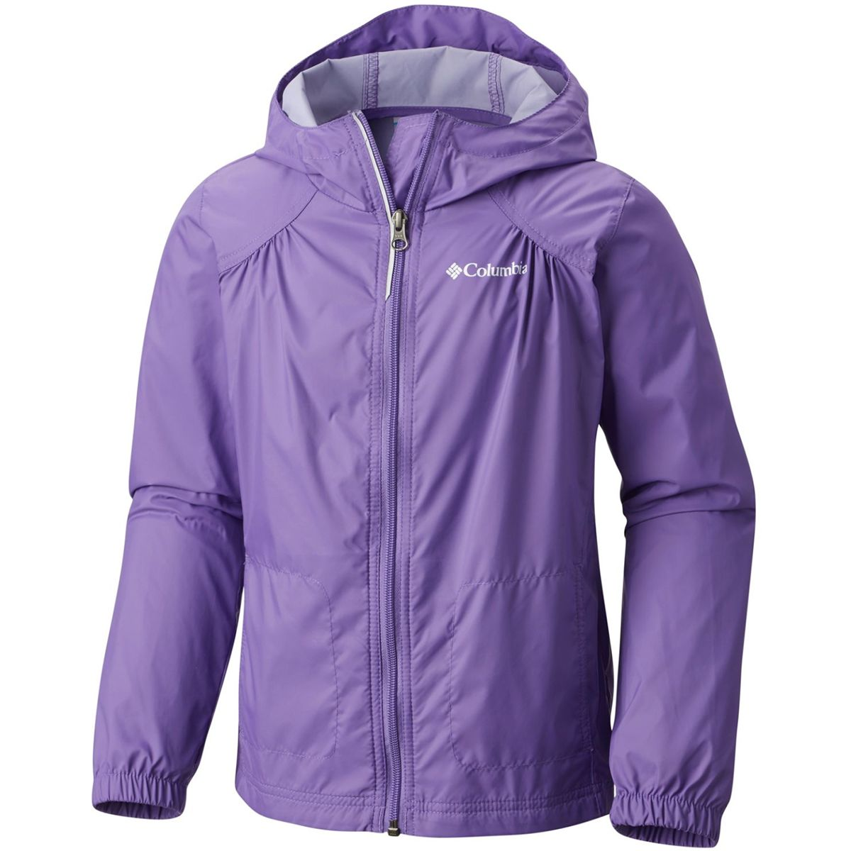 photo: Columbia Girls' Switchback Jacket waterproof jacket