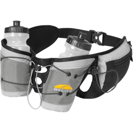 photo: GoLite Men's HydroSpeed lumbar/hip pack