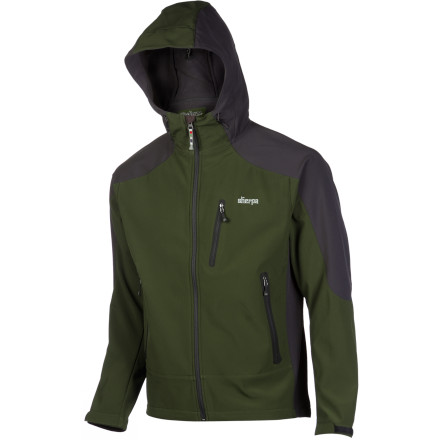 photo: Sherpa Adventure Gear Lobutse Jacket soft shell jacket