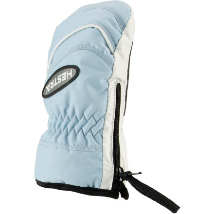 photo: Hestra Baby Zip Mitt insulated glove/mitten