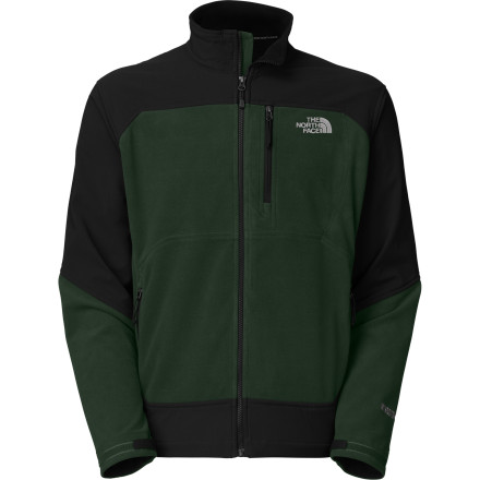 photo: The North Face Pamir WindStopper Jacket fleece jacket