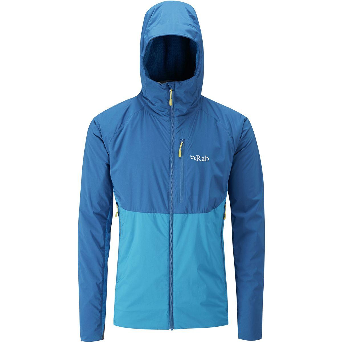 photo: Rab Alpha Direct Jacket waterproof jacket