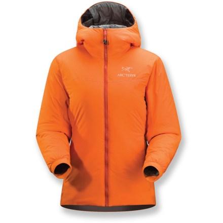 photo: Arc'teryx Women's Atom SV Hoody synthetic insulated jacket
