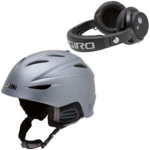photo: Giro G10 Audio snowsport helmet