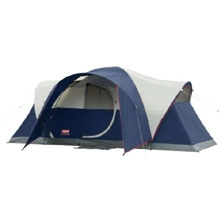 photo: Coleman Elite Montana 8 tent/shelter
