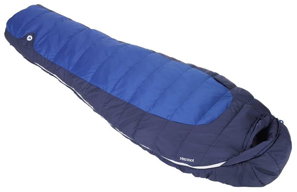 photo: Marmot EcoPro 15 3-season synthetic sleeping bag