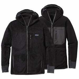 photo: Patagonia Men's R3 Hoody fleece jacket