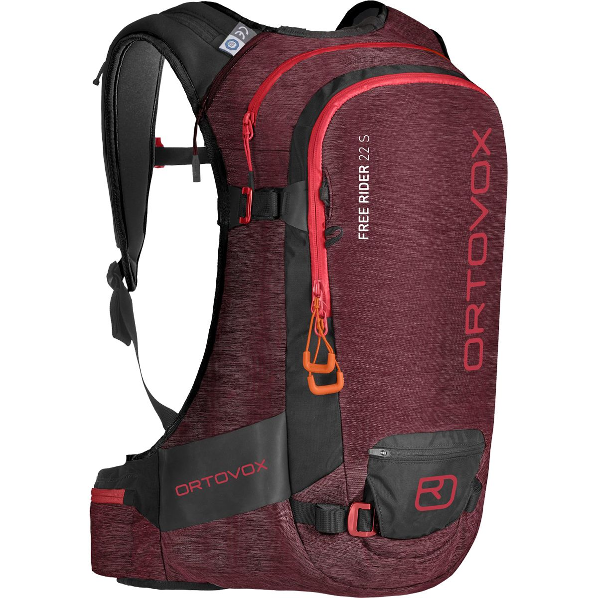 photo: Ortovox Free Rider 22 S winter pack