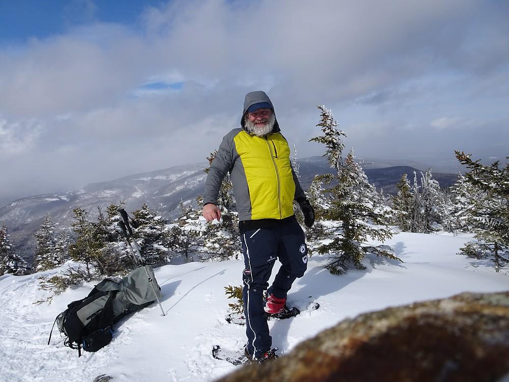 photo: Amundsen Peak Knickerbockers waterproof pant