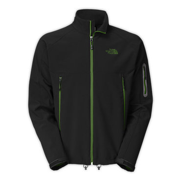 photo: The North Face Quantas Jacket soft shell jacket