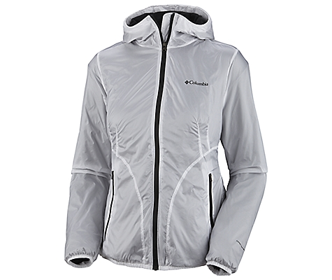 photo: Columbia Shadow And Light Jacket synthetic insulated jacket