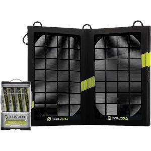 photo: Goal Zero Guide 10 Plus Solar Kit solar panel
