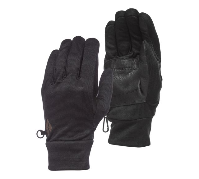 photo: Black Diamond MidWeight WoolTech Gloves fleece glove/mitten