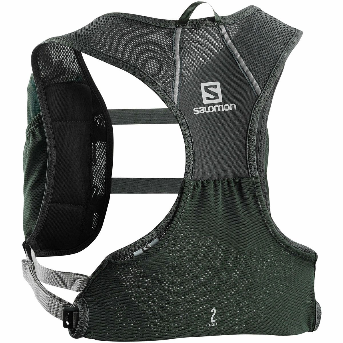 photo: Salomon Agile 2 Set hydration pack