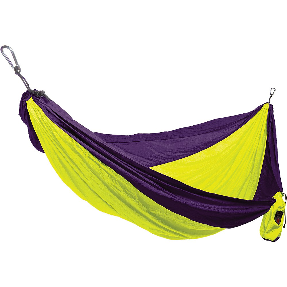 photo: Grand Trunk Single Parachute Nylon Hammock hammock