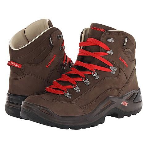 photo: Lowa Renegade Pro GTX Mid hiking boot