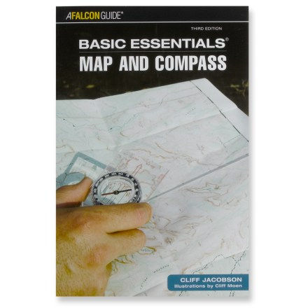 Falcon Guides Basic Essentials: Map and Compass