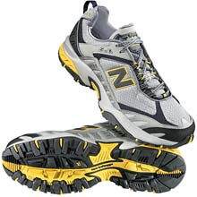 photo: New Balance 606 trail running shoe