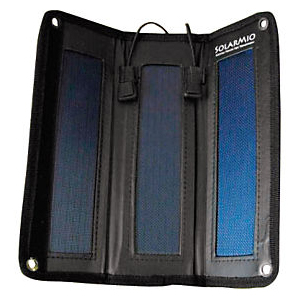 photo of a SolarFocus solar charger