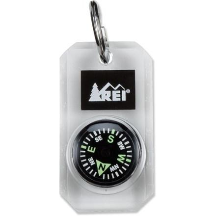 photo: REI Mini Compass handheld compass