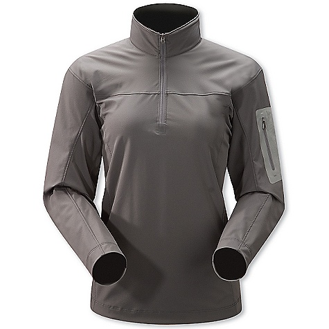 photo: Arc'teryx Women's Gamma LT Pullover long sleeve performance top