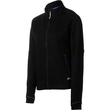 photo: Sherpa Adventure Gear Khangeteka Fleece Jacket wool jacket