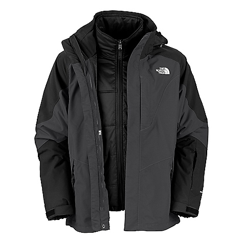 photo: The North Face Plan B TriClimate Jacket component (3-in-1) jacket