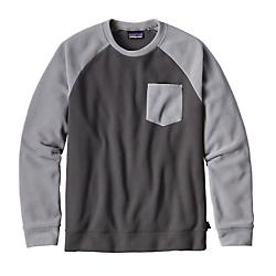 photo: Patagonia Men's Micro D Crew fleece top