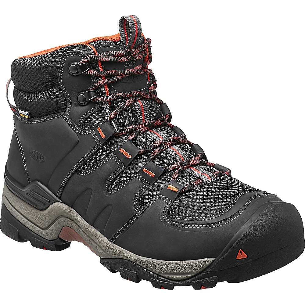 photo: Keen Men's Gypsum II Waterproof Mid hiking boot