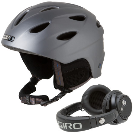 photo: Giro G9 Audio snowsport helmet