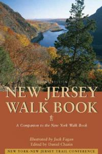 NY-NJ Trail Conference New Jersey Walk Book