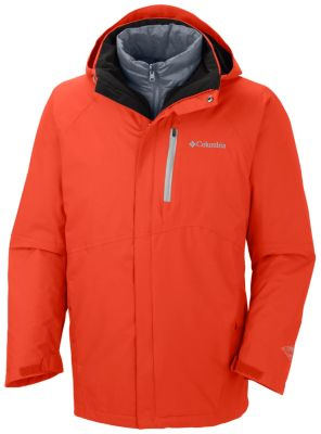 Columbia Powderkeg Interchange Jacket