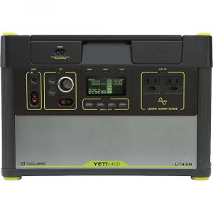 Goal Zero Yeti 1400 Lithium Power Station with WiFi