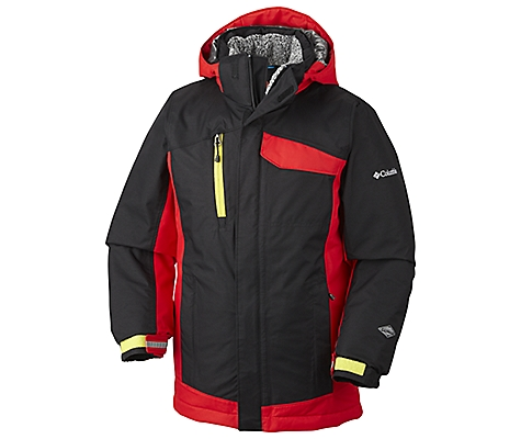 Columbia Ryder Warmth Long Jacket