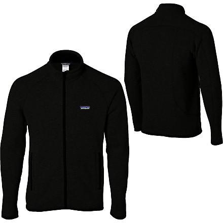 photo: Patagonia Better Sweater Jacket fleece jacket