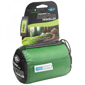 photo: Sea to Summit Adaptor Traveller - Insect Shield sleeping bag liner