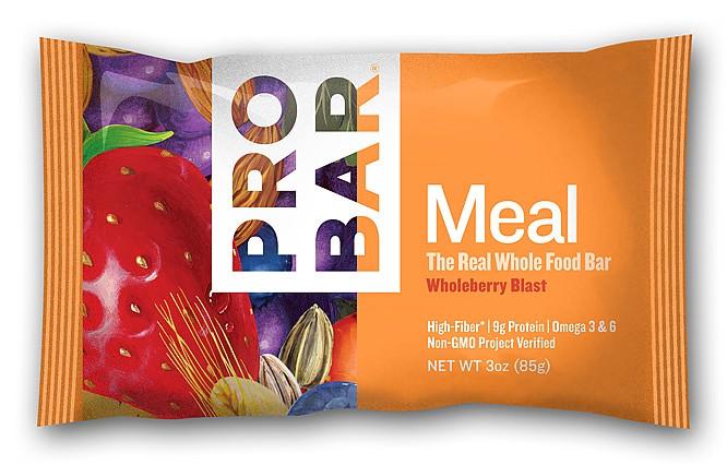 photo: ProBar Whole Berry Blast Bar nutrition bar