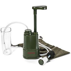 photo: Survivor Filter PRO pump/gravity water filter