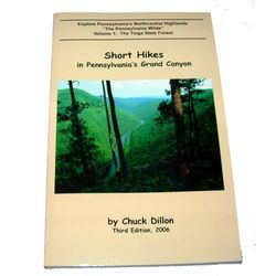 Pine Creek Press Short Hikes in Pennsylvania's Grand Canyon