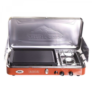 Camp Chef Rainier Two-Burner Stove