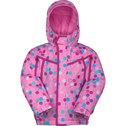 photo: The North Face Lotta Dots Jacket synthetic insulated jacket
