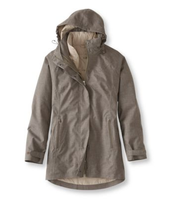 L.L.Bean All-Season 3-In-1 Coat