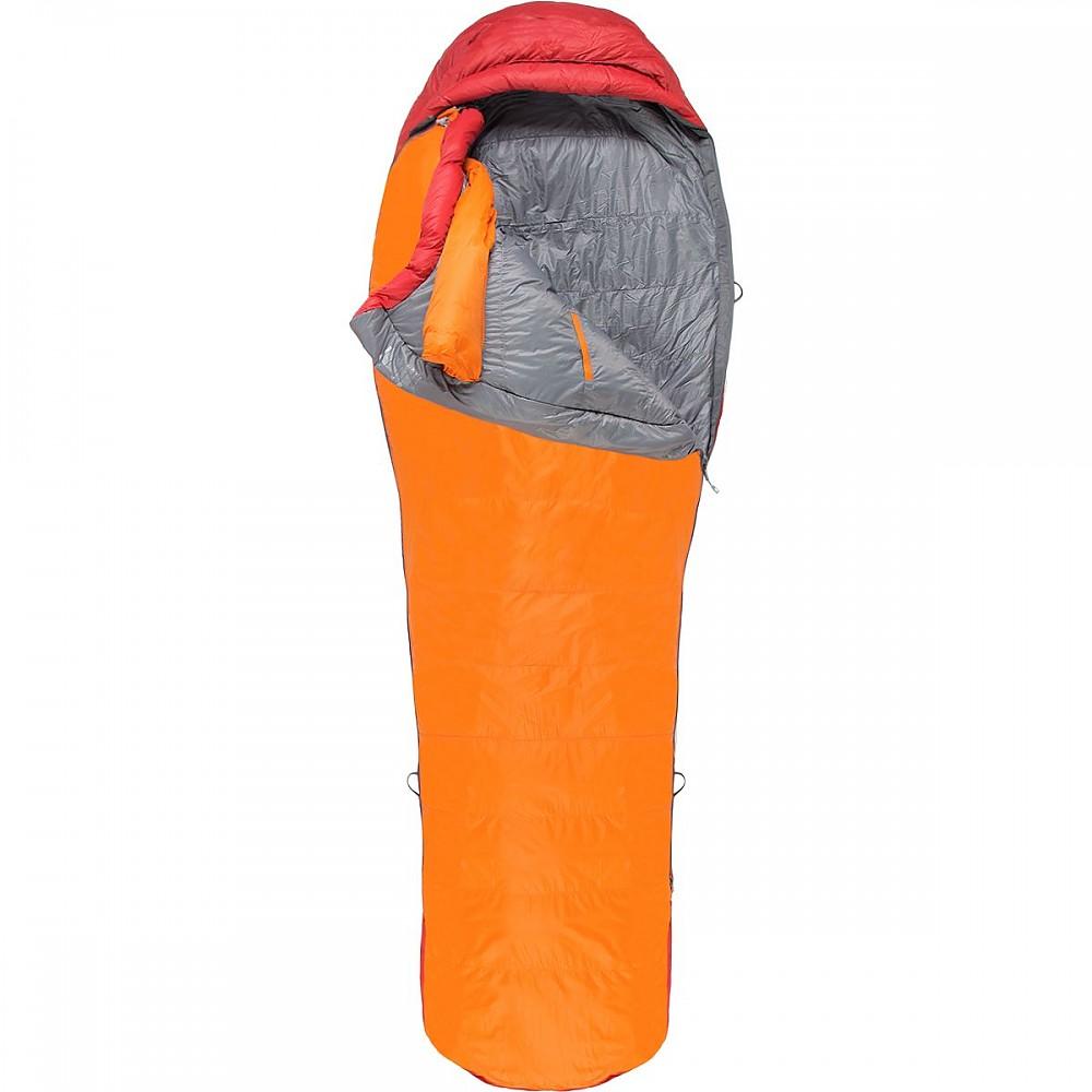 photo: Marmot Never Summer 3-season down sleeping bag