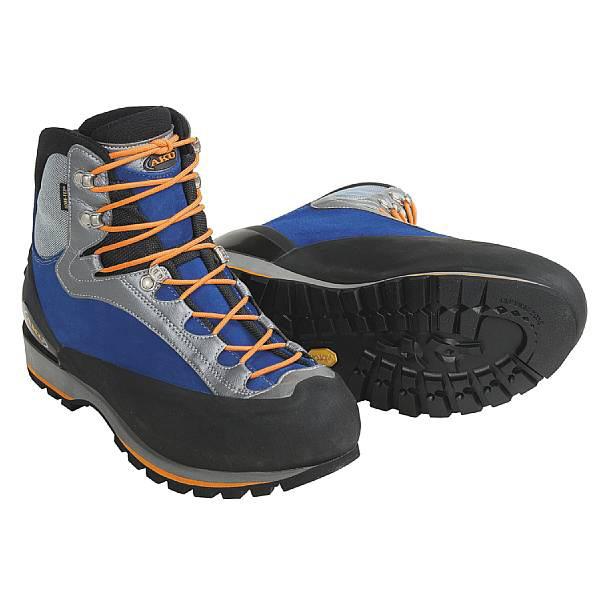 photo: AKU Edge GTX mountaineering boot