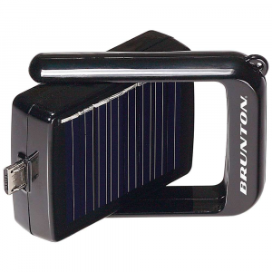 photo: Brunton Bump solar charger